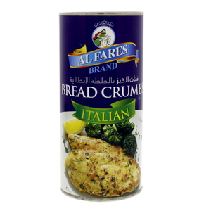 Al Fares Bread Crumbs Italian 300 Gm