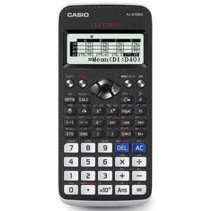 Casio Scientific Calculator FX-570EX