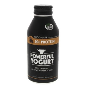 Powerful Yogurt Protein Drink Chocolate 355ml