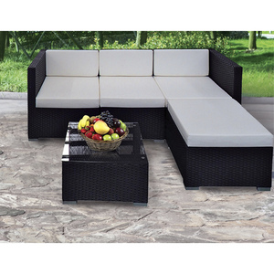 Royal Relax Garden Corner Sofa 5pcs set 17019