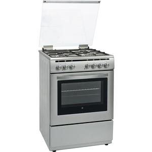Hoover Cooking Range MGC60.00S 60x60 3Burner and 1 Hot Plate
