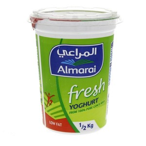 Al Marai Fresh Yoghurt Low Fat 500g