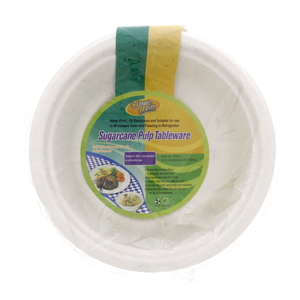 Home Mate Sugarcane Pulp Bowl 350ml 20pcs