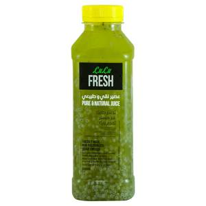 Lulu Fresh Lemon Mint juice with Basil Seed 500ml