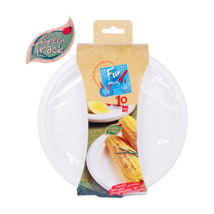 Fun Paper Plates Biodegradable 10inches 10pcs