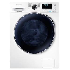 Samsung Front Load Washer & Dryer WD80J6410 8/6Kg