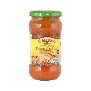 Old El Paso Cooking Sauce For Enchiladas 340g