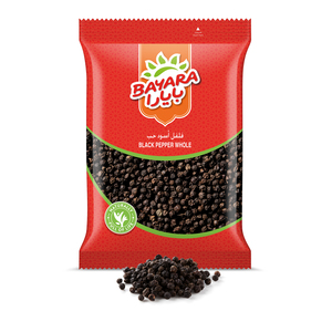 Bayara Black Pepper Whole 100g