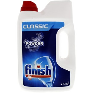 Finish Classic Dish Wash Powder Liquid 2.5kg