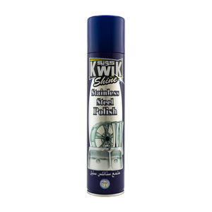 Kwik Stainless Steel Polish 300ml