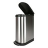 Step Stainless Steel Pedal Bin 40Ltr
