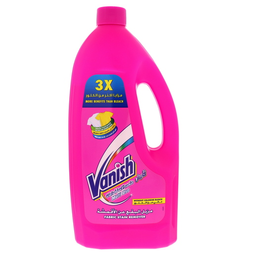 Vanish Fabric Stain Remover For Multi Use 900ml
