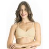 Jockey Women's Seamless Cross Over Bra 1721 Skin 34B