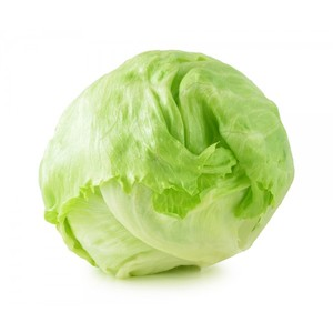 Lettuce Iceberg Spain 400g Approx. Weight