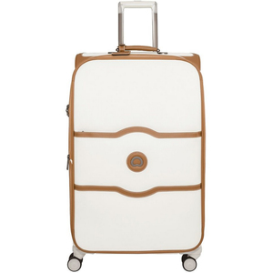 Delsey Chatelet 4Wheel Soft Trolley 80115 55cm Angora