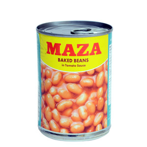 Maza Baked Beans In Tomato Sauce 400g