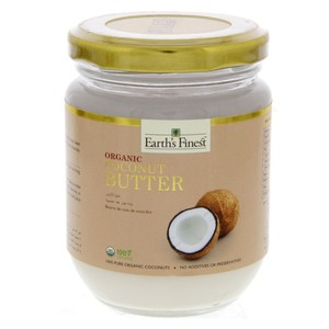 Earth's Finest Organic Coconut Butter 200ml