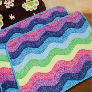 Homewell Bath Mat 40x60cm 2pc Set Assorted