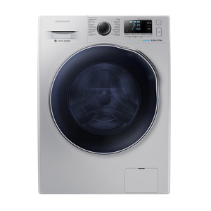 Samsung Front Load Washer & Dryer WD80J6410AS 8/6Kg