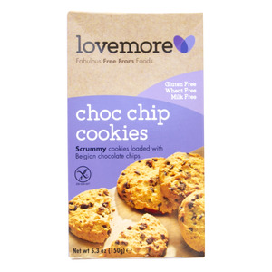 Lovemore Chocolate Chip Cookies 150g