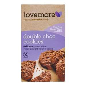 Lovemore Double Chocolate Cookies 150g
