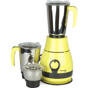 Butter fly Mixer Grinder Pebble 600W 3Jar