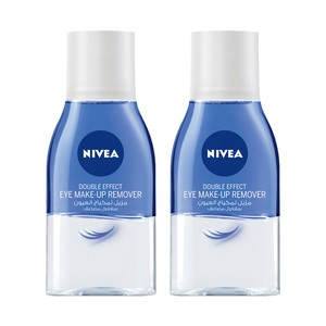 Nivea Eye Make Up Remover 2 X 125ml