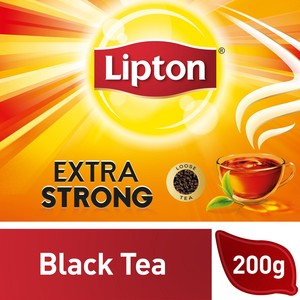 Lipton Yellow Label Extra Strong Loose Tea 200g