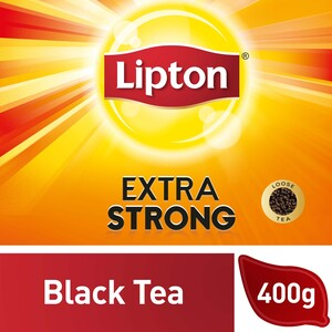 Lipton Extra Strong Black Loose Tea 400g