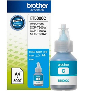 Brother Ink Cartridge BT5000 Cyan