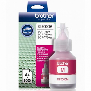 Brother Ink Cartridge BT5000 Magenta
