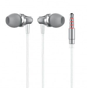 Trands Wired Headphone With Metal Earbuds HS5724