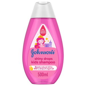 Johnson's Shampoo Shiny Drops Kids Shampoo 500ml