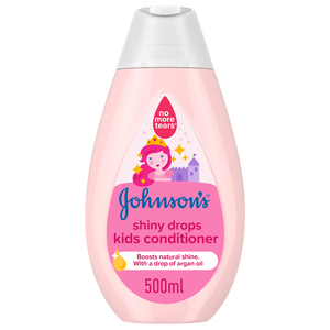 Johnson's Baby Kids Conditioner Shiny Drops 500ml