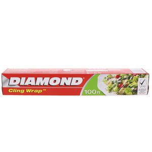 Daimond Cling Warp 100 ft 1Pc