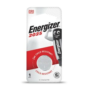 Energizer Lithium Battery CR2025 1pc