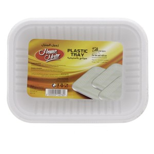 Home Mate Plastic Tray 6.5x4.5inch 250g Approx