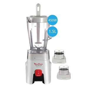 Moulinex Blender LM242027 450W + 2Mill