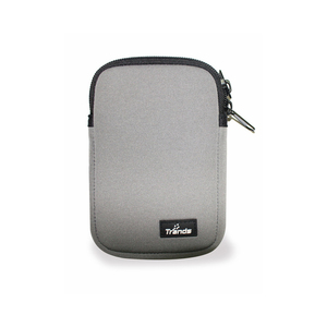 Trands External Hard Drive Closed Protective Pouch HD236