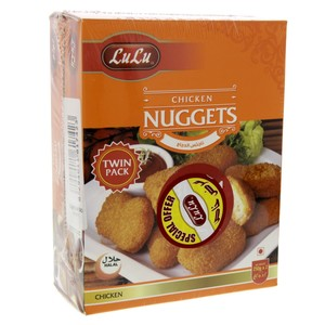Lulu Chicken Nuggets 250g x 2pcs