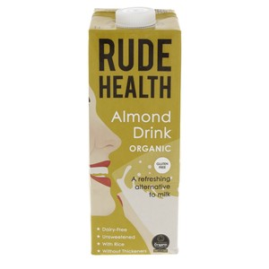 Rude Health Organic Almond Drink 1Litre