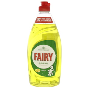 Fairy Lemon Dish Washing Liquid 500ml