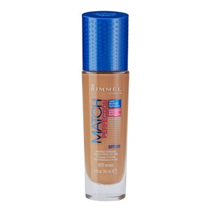 Rimmel London Match Perfection Foundation Bronze 30ml