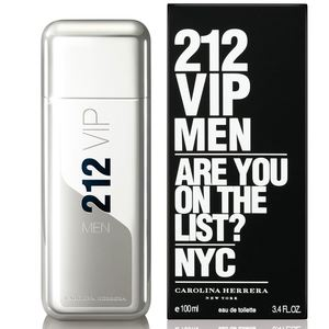 Carolina Herrera EDT 212 VIP Men 100 Ml