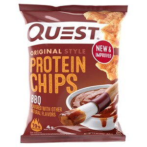 Quest Protein Chips Original Style BBQ 32g