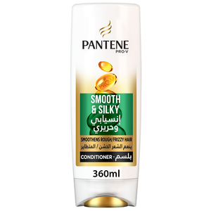 Pantene Pro-V Smooth & Silky Conditioner 360ml