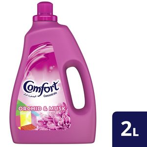 Comfort Concentrated Fabric Softener Orchid & Musk 2Litre
