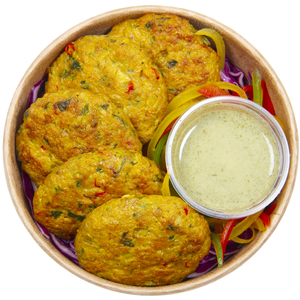 Chicken Chapli Kabab 300g Approx. Weight (Chilled)