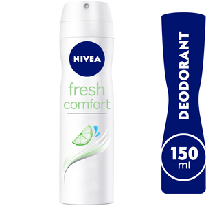 Nivea Fresh Comfort Deodorant Spry For Women 150ml