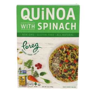 Pereg Quinoa With Spinach 170g